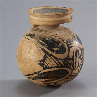 Ancient Corinthian Vessel