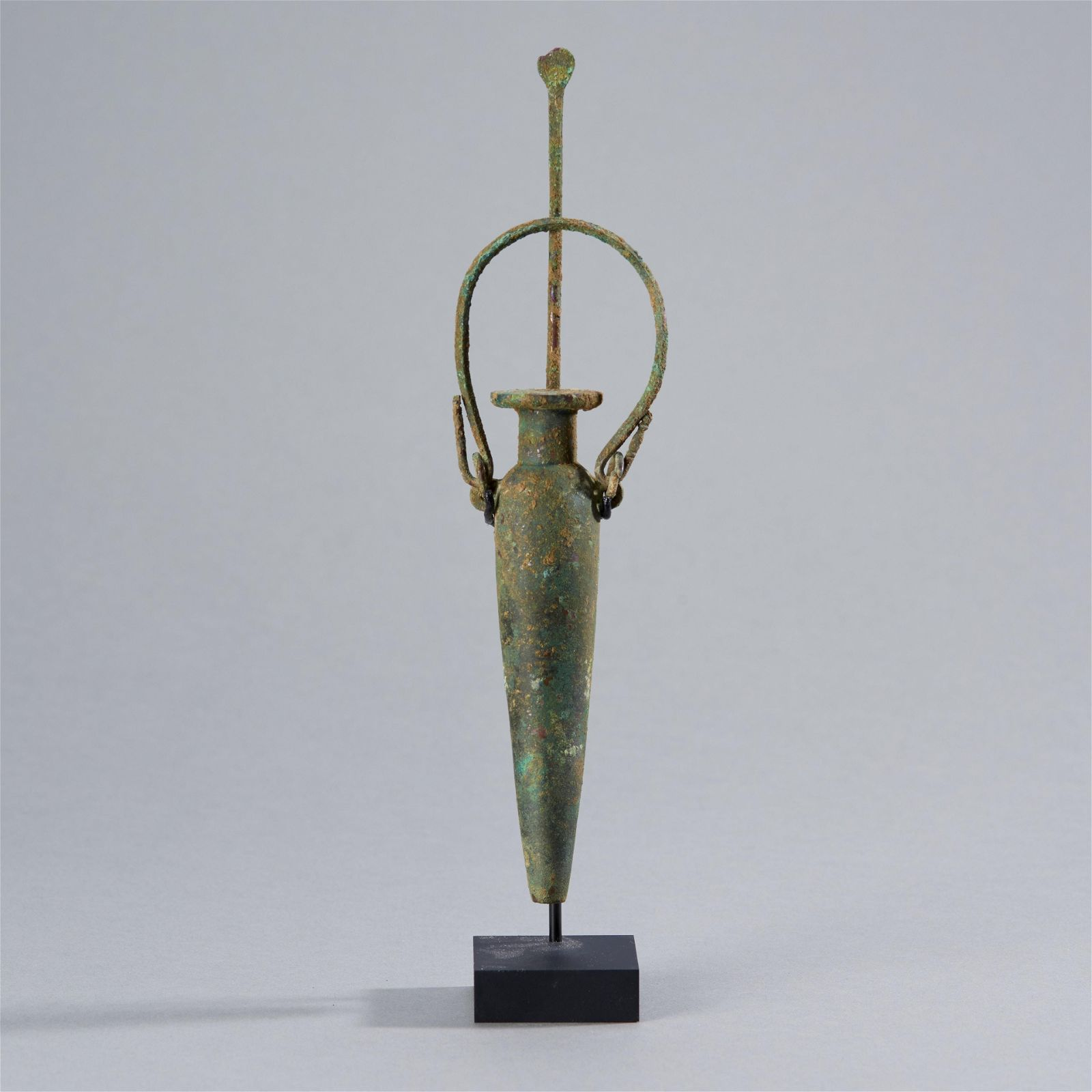 Elegant Roman Bronze Vessel