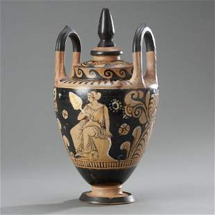 Rare Ancient Greek Vessel