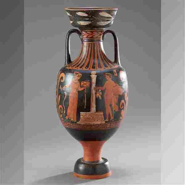 Large Ancient Greek Amphora