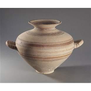 Large & Fine Ancient Greek Vase