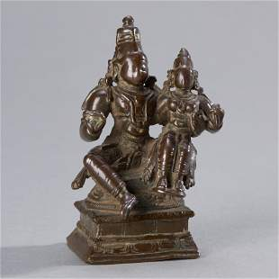 Small Indian Bronze