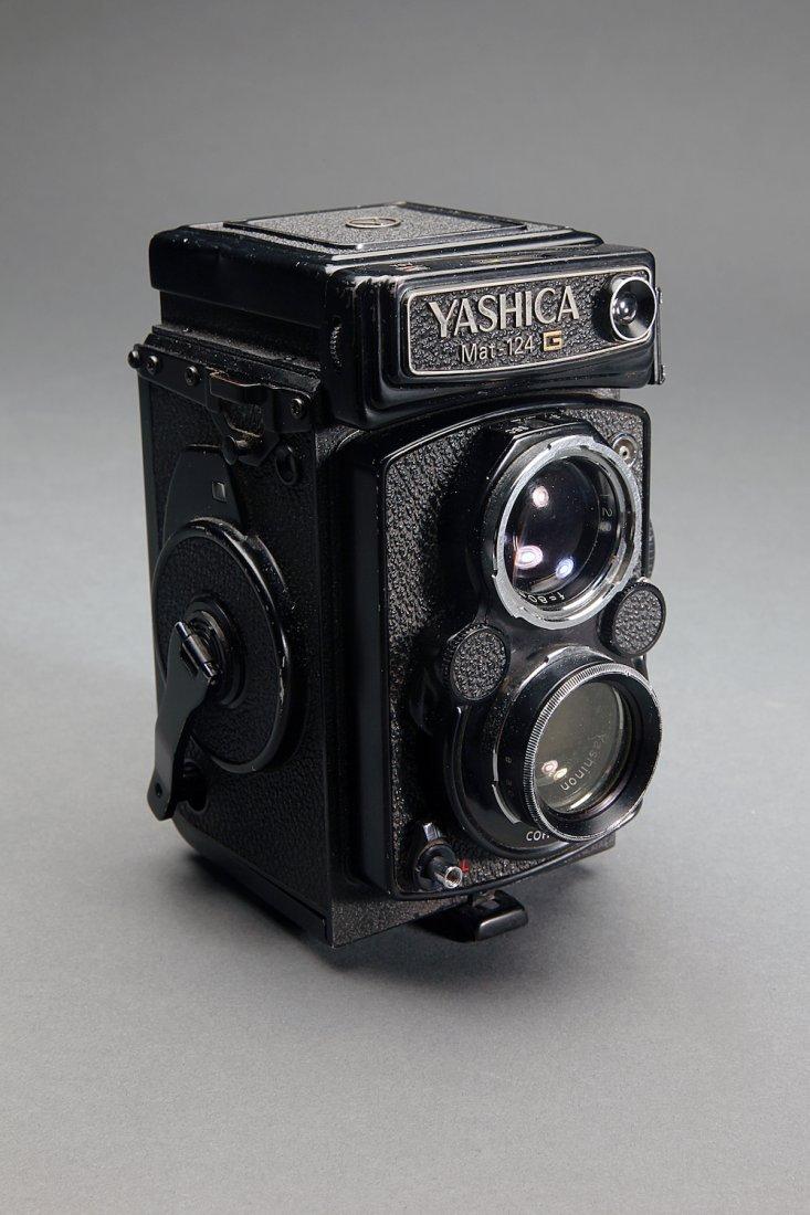 Yashica Mat 124 G 80 mm Camera