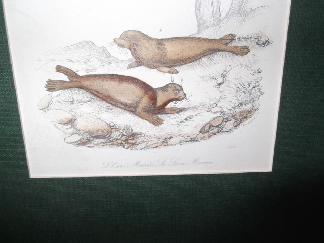 7 20th c. lithographs - 8