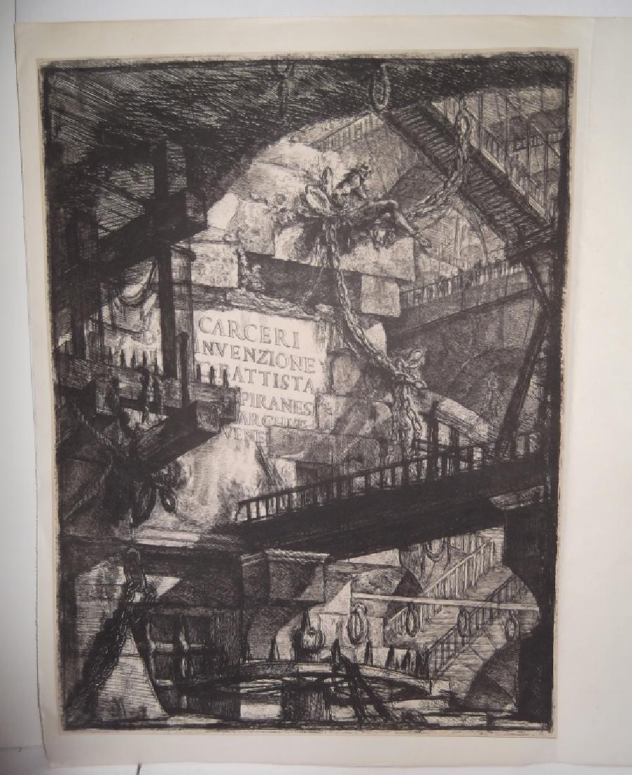 Melville on Piranesi print - 7