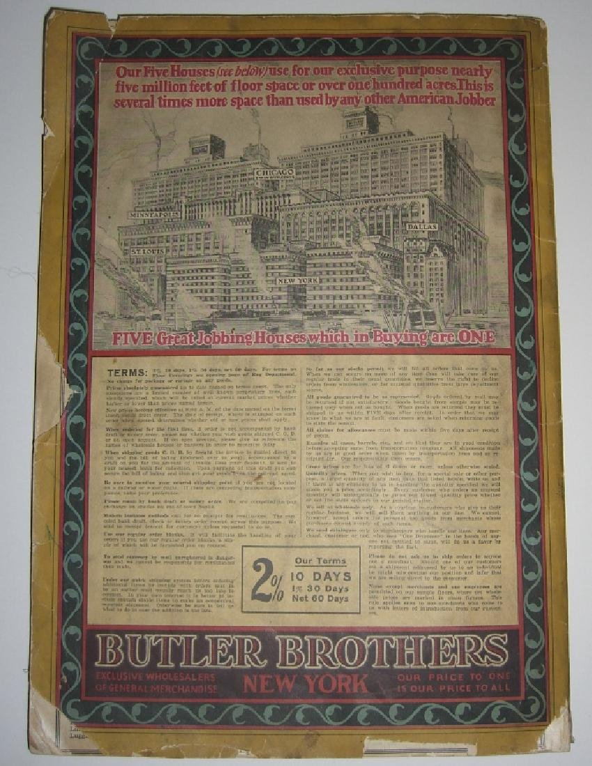 Butler Brothers New York Spring 1925 catalog - 4