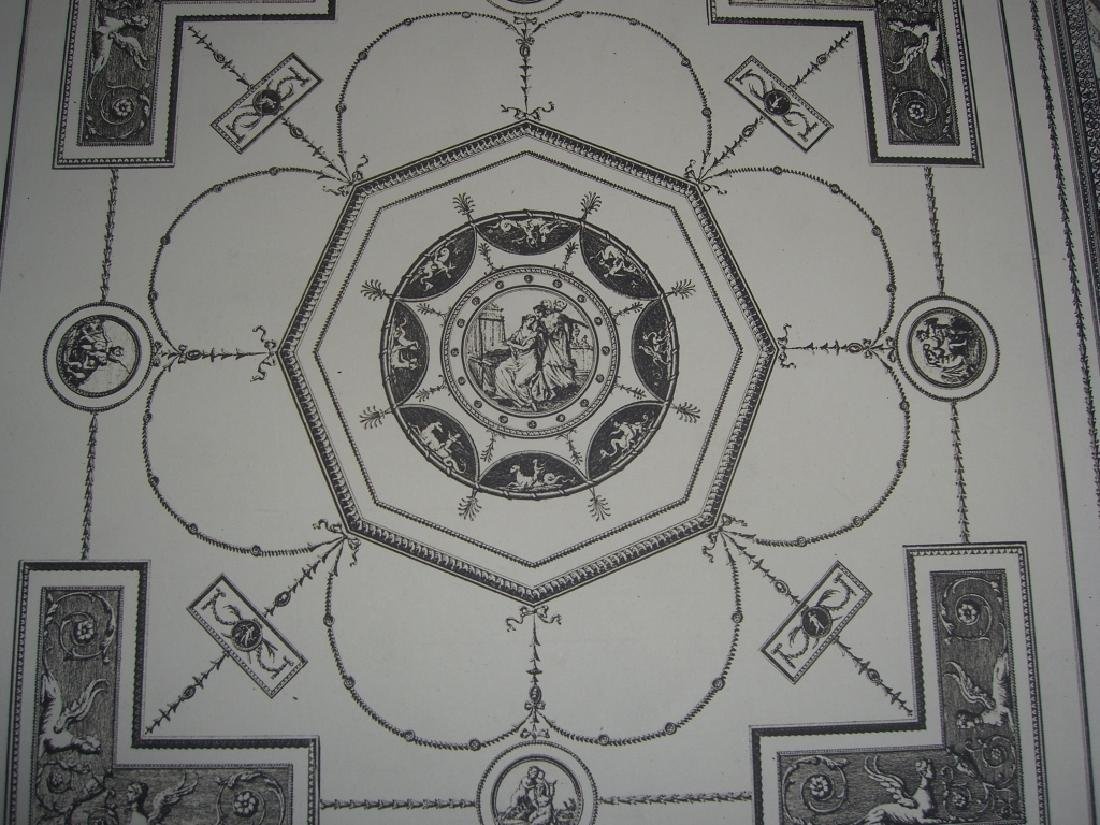 Works of the Adam Brothers Decoration Architecture - 10