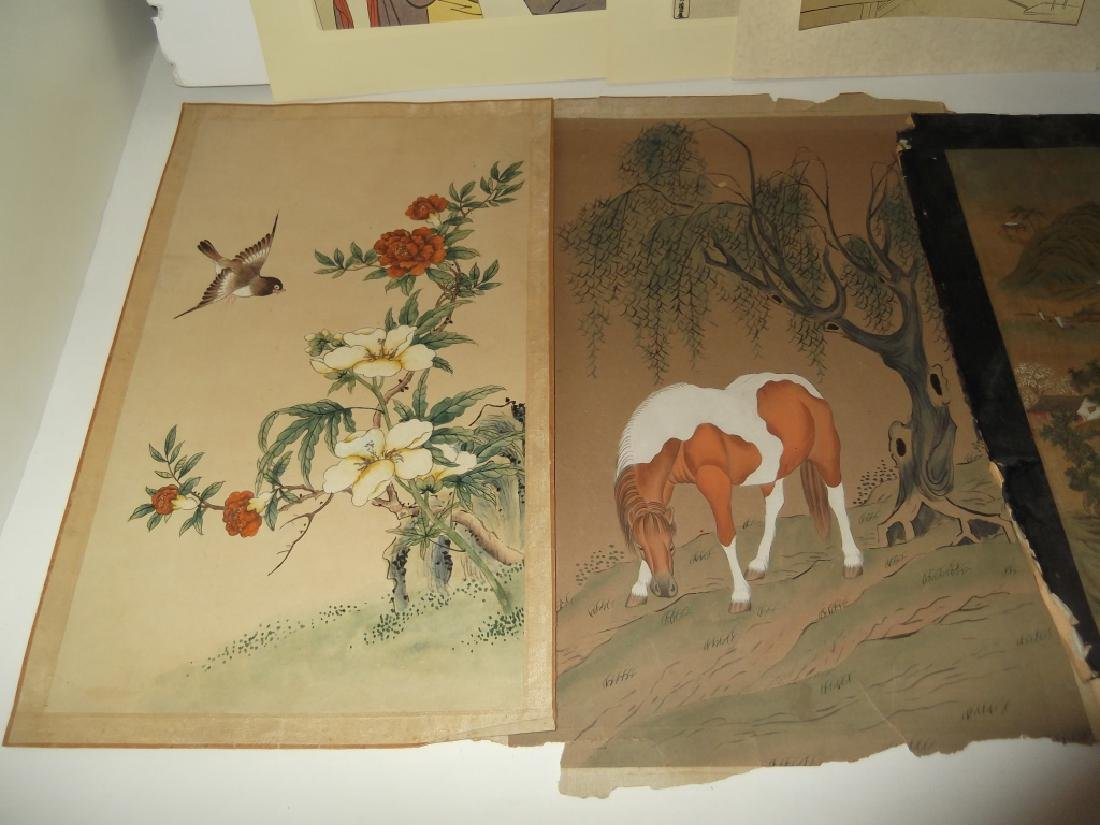 7 Japanese prints - 4