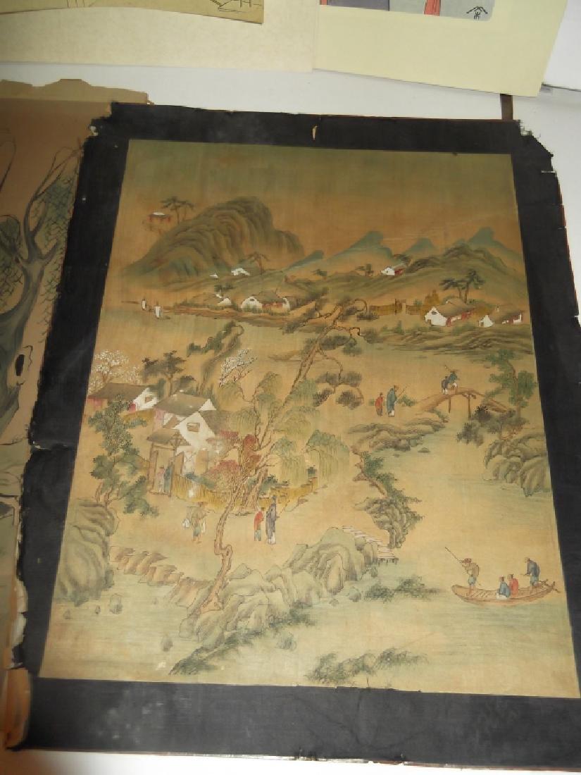 7 Japanese prints - 5