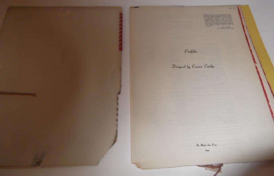 1943 Portfolio designed by Caresse Crosby - 3