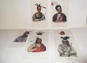 26 contemporary Native American Indian prints