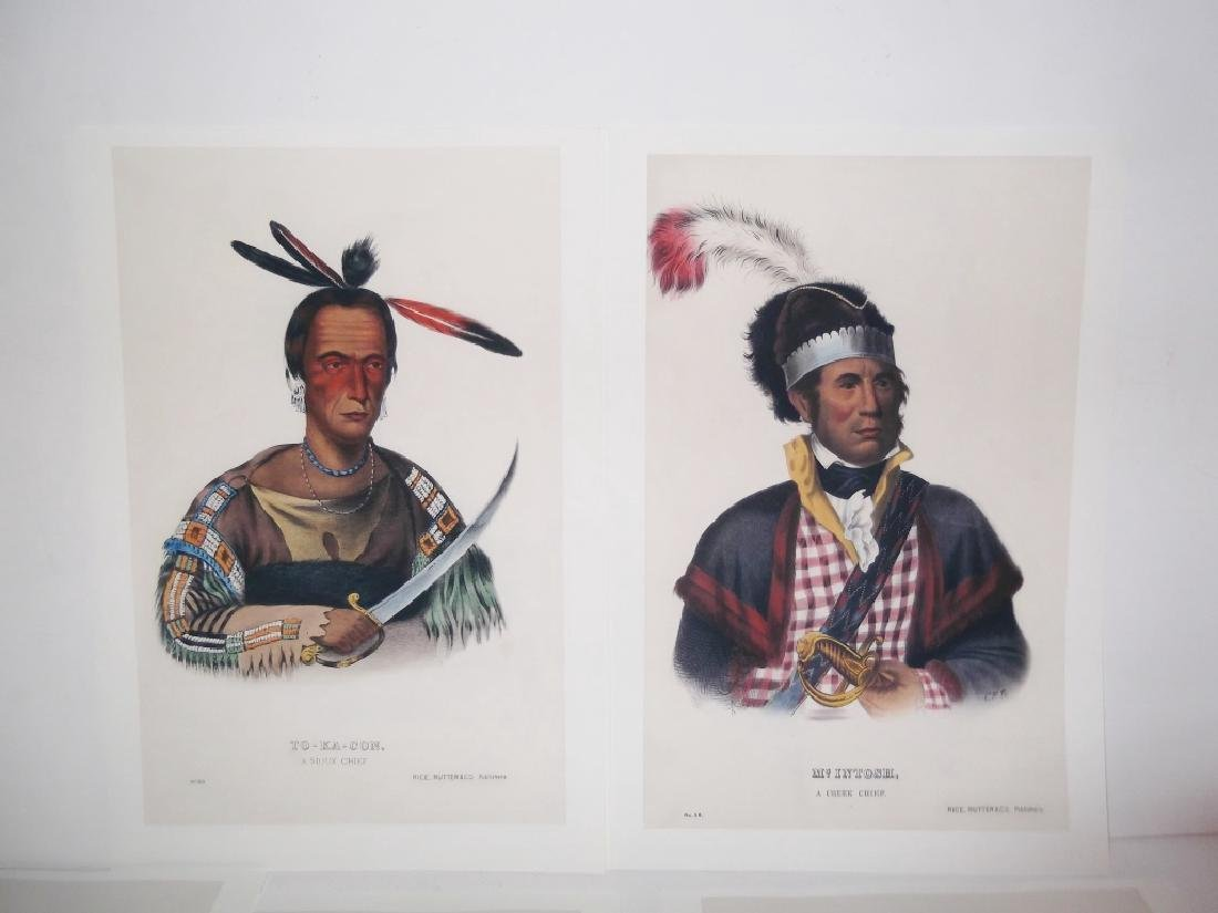 26 contemporary Native American Indian prints - 4