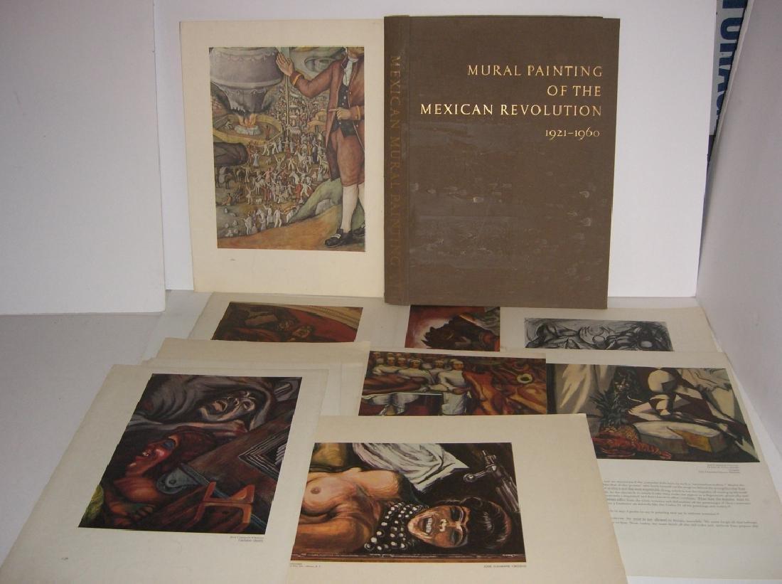 12  Mexican revolution prints