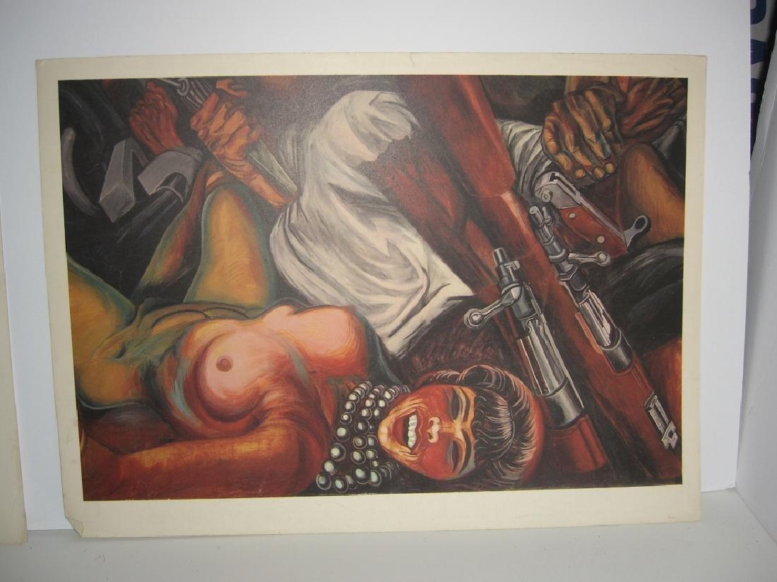 12  Mexican revolution prints - 9