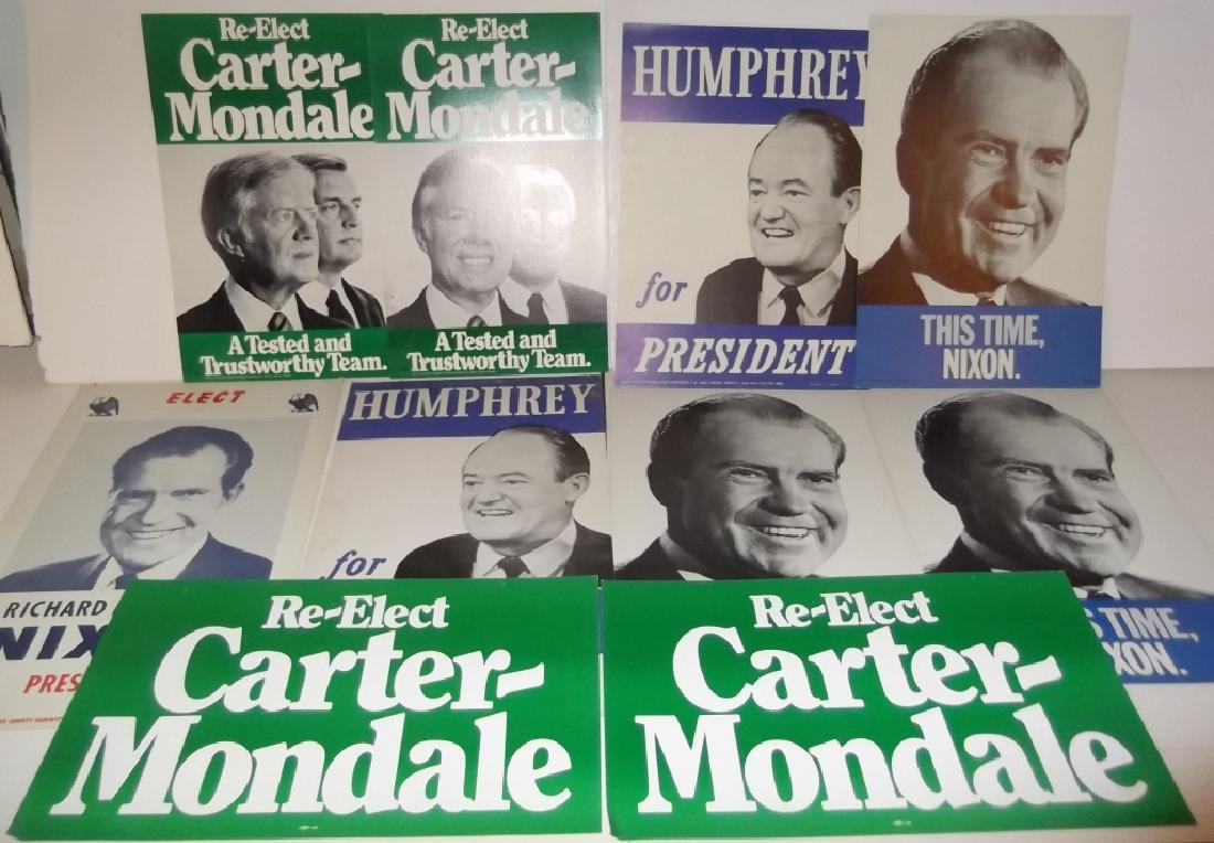 10 political advertising posters