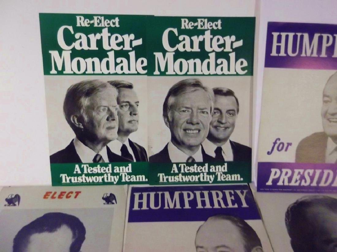 10 political advertising posters - 2