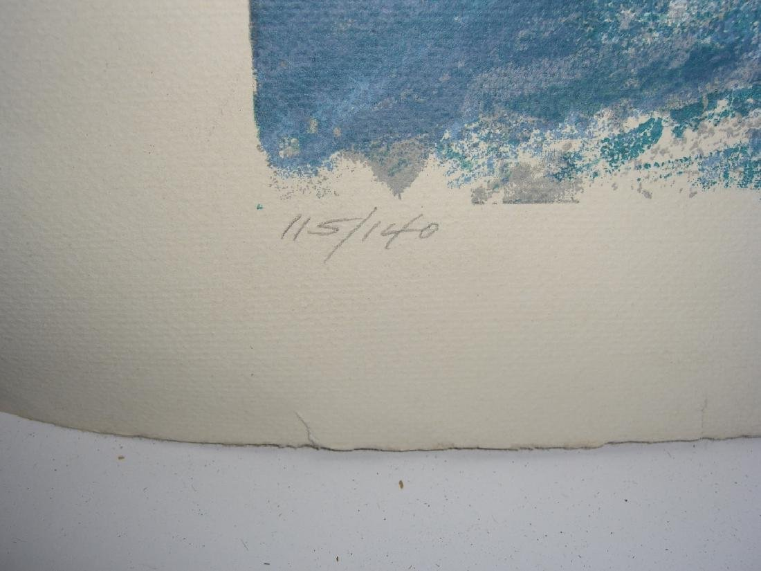 2 large  lithographs - 8