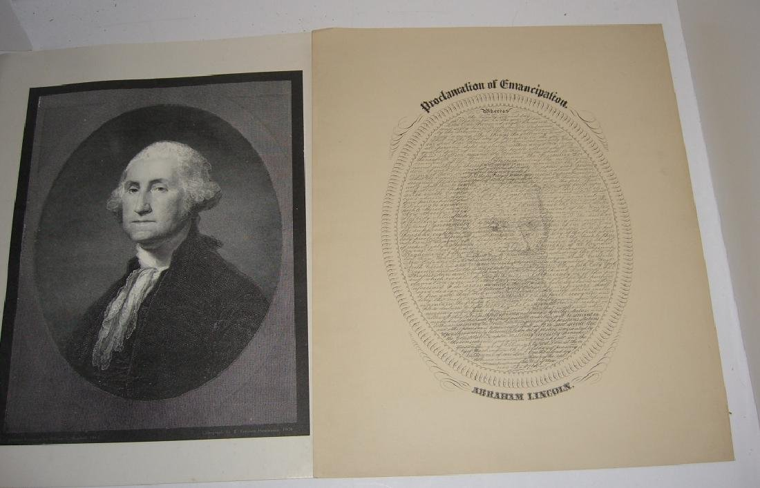 10 9th/20th c.  engravings/etchings, prints - 4