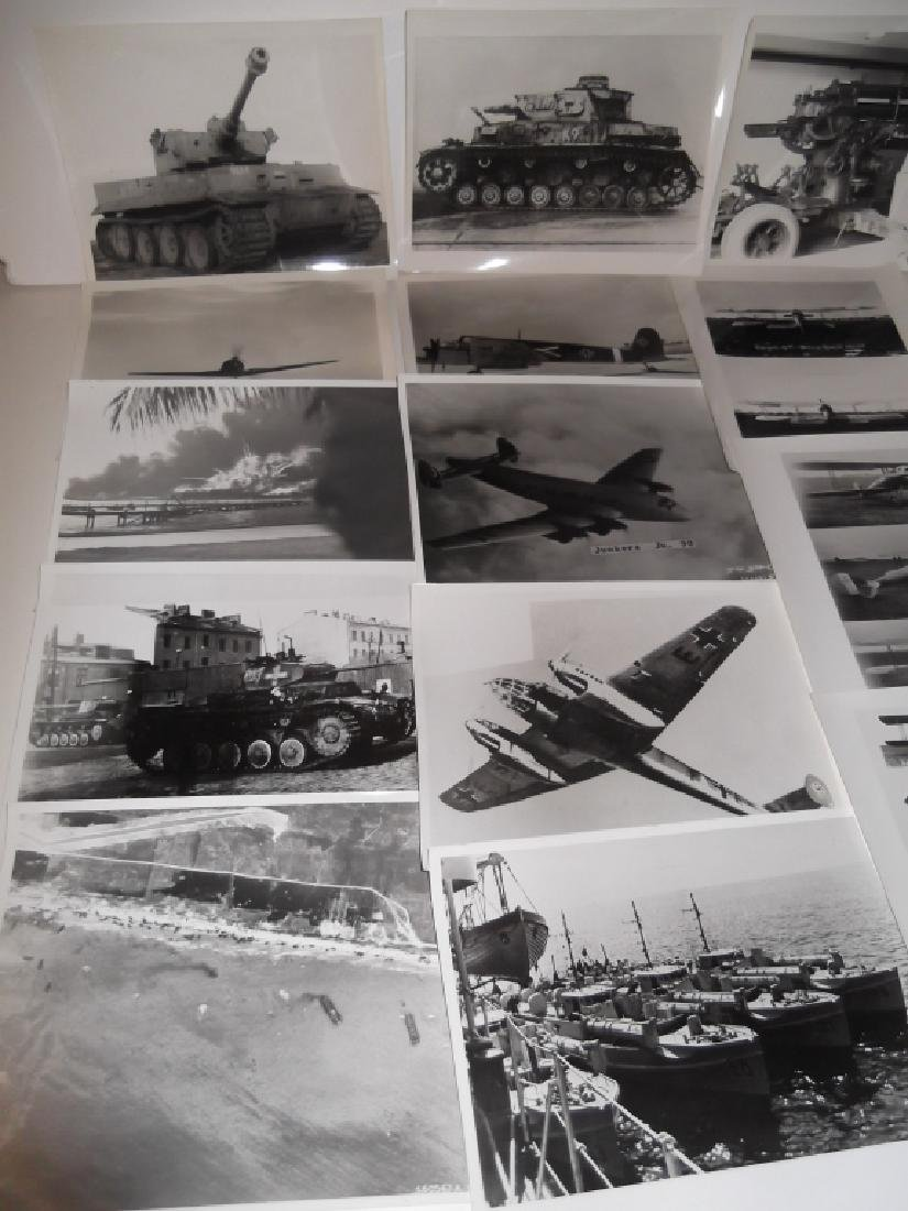 23 war related photographs - 4