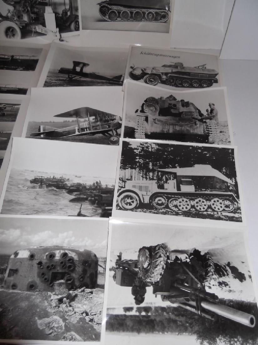 23 war related photographs - 6