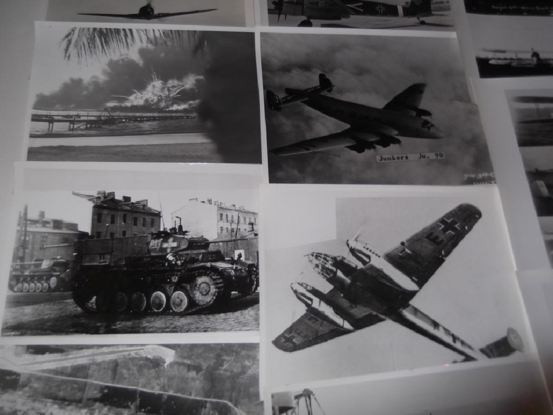 23 war related photographs - 7