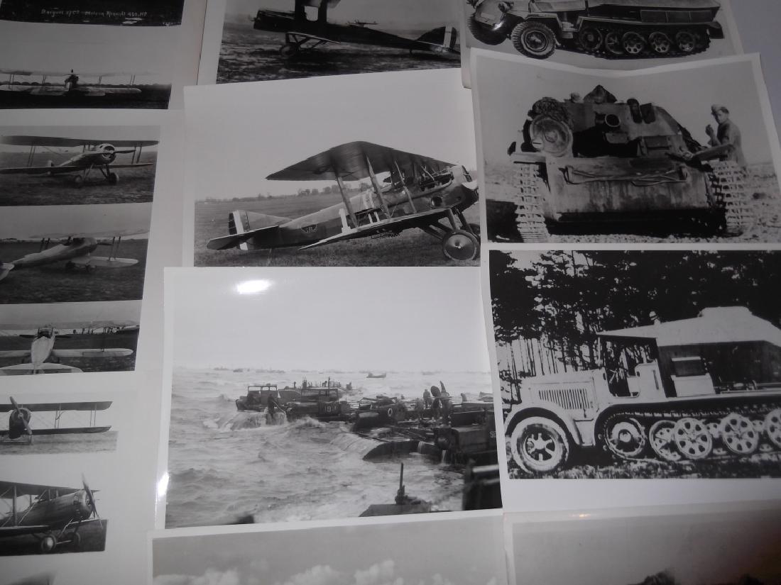 23 war related photographs - 8
