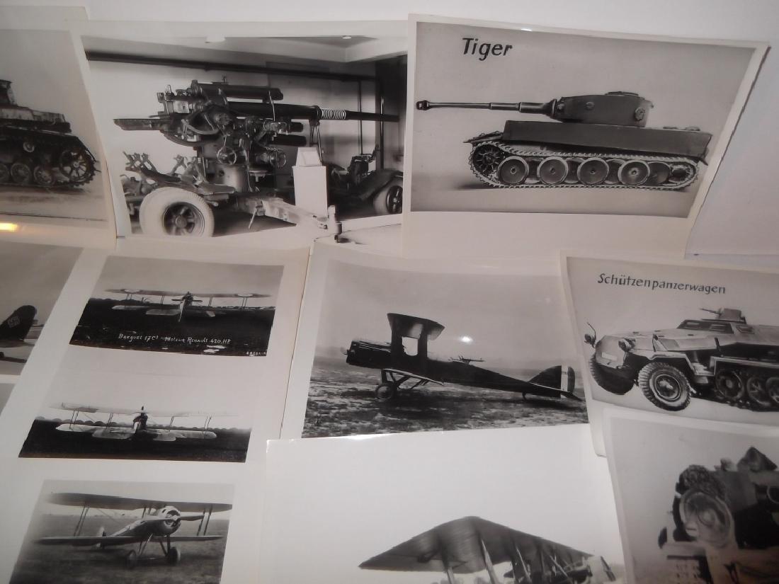 23 war related photographs - 9