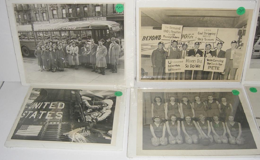 7 vintage photographs - 6