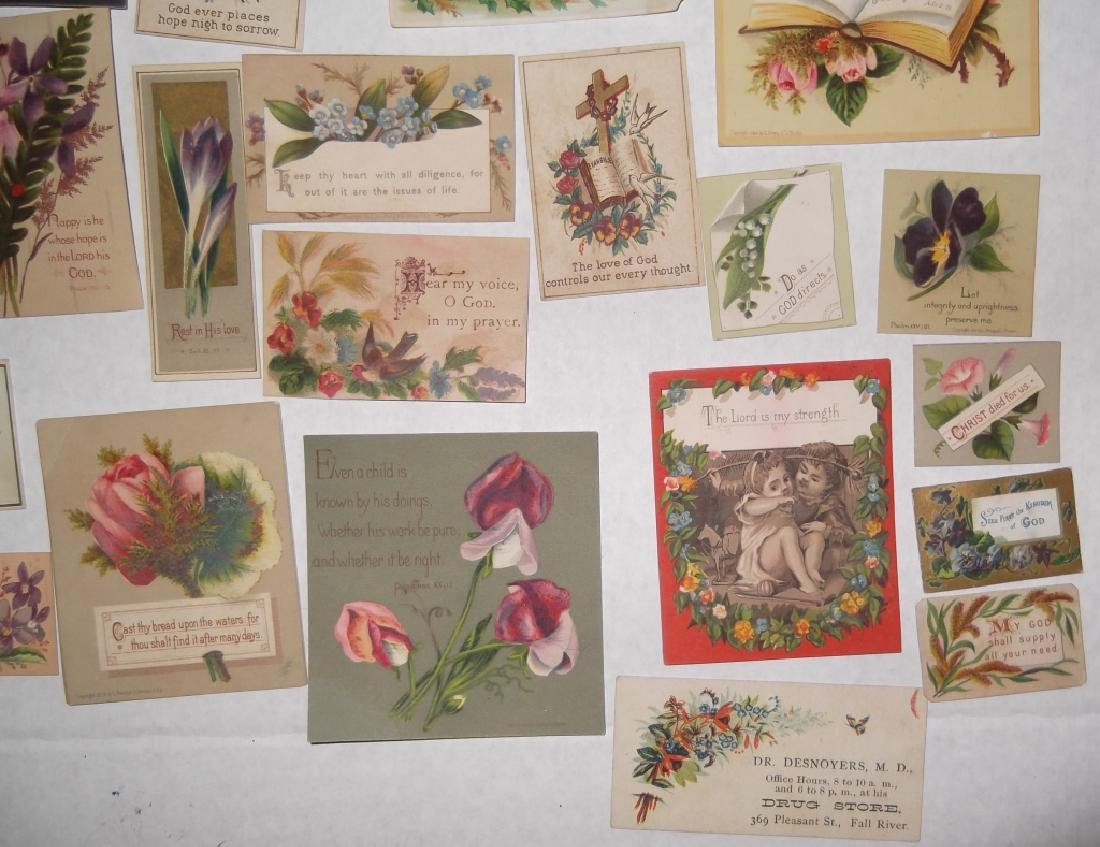 50  advertising  cut-outs; trade cards - 4