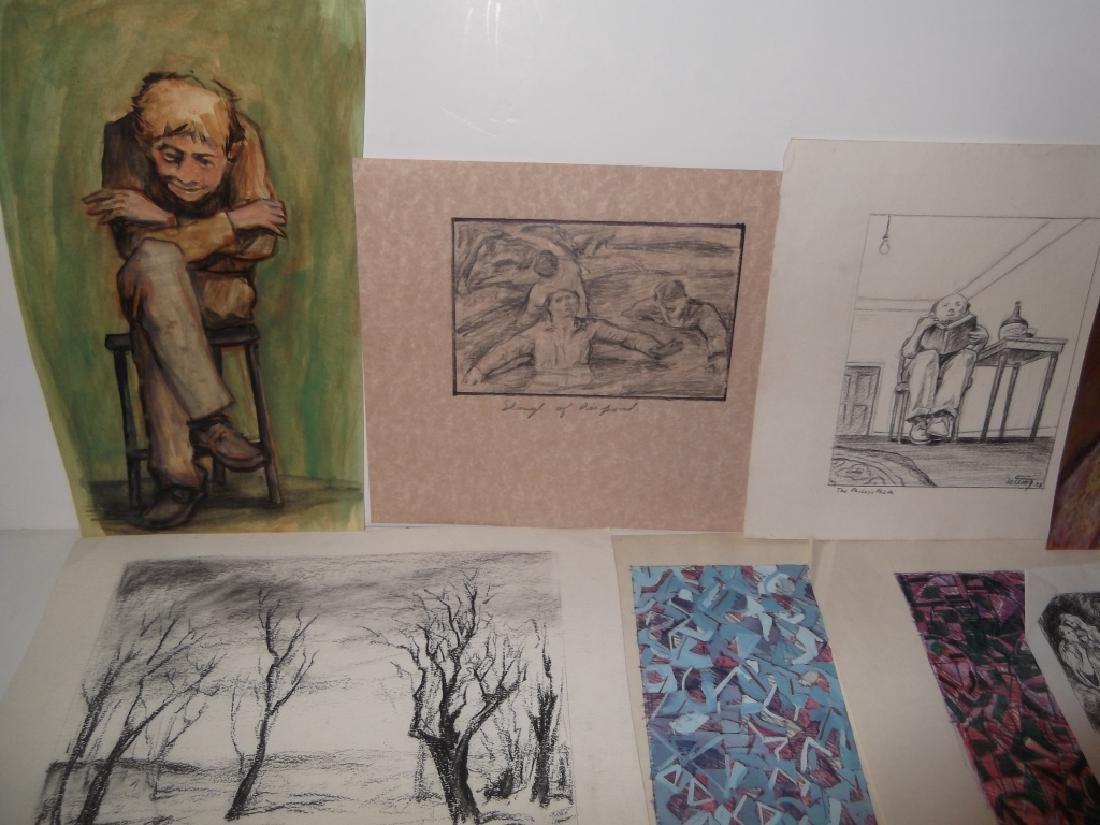 29 piece artwork lot - 3