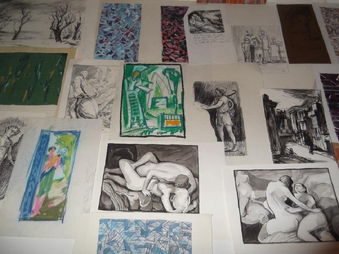 29 piece artwork lot - 4