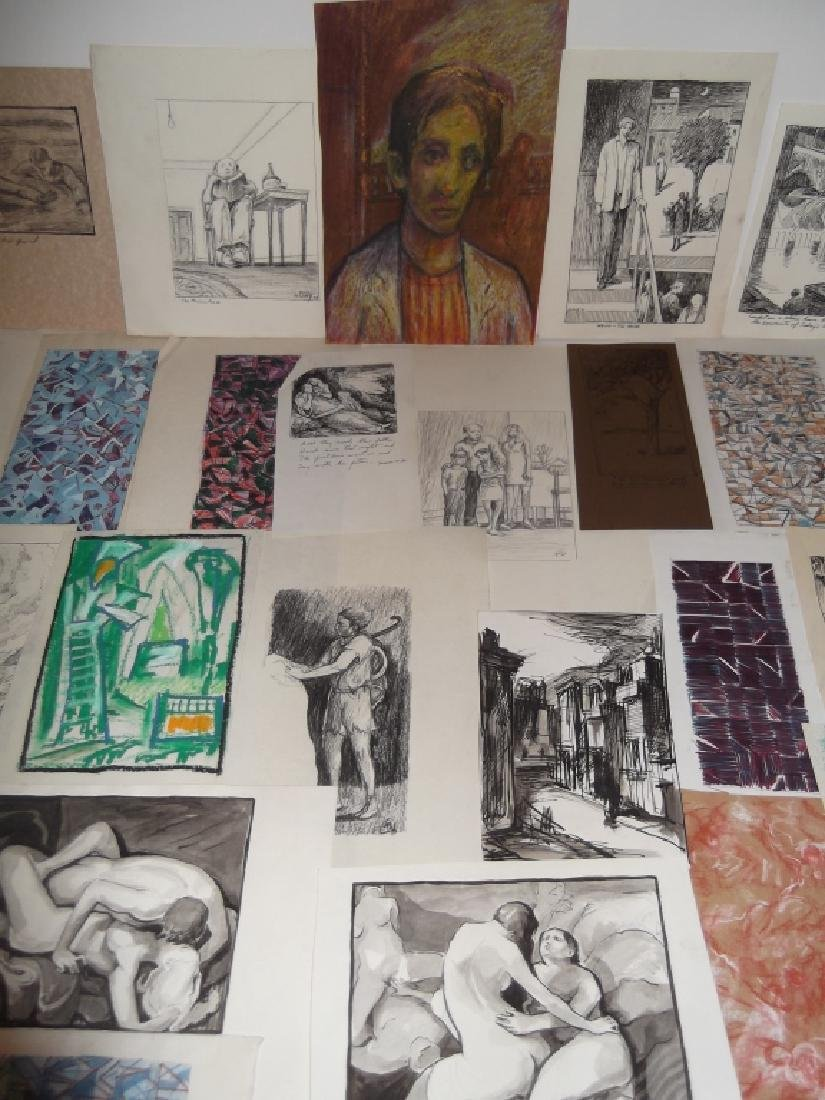 29 piece artwork lot - 5