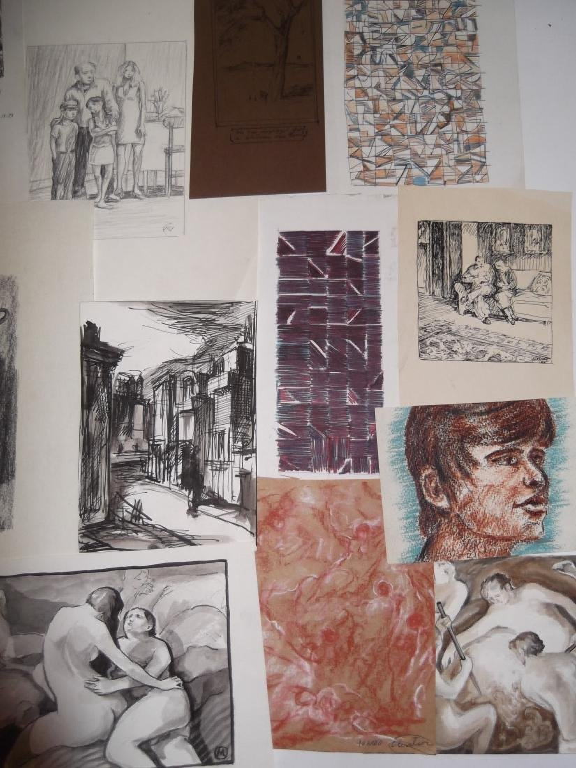 29 piece artwork lot - 6