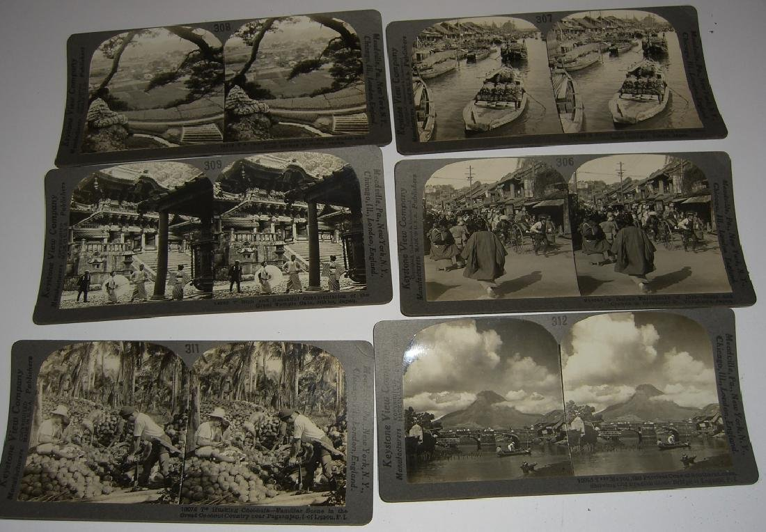 93 Stereoscope view Cards - 4