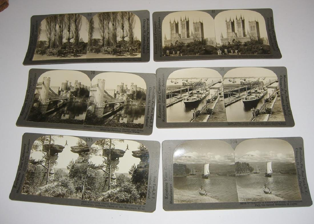 93 Stereoscope view Cards - 5
