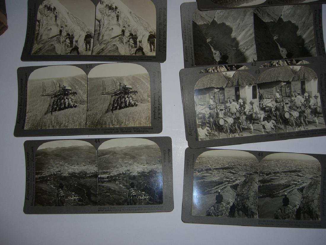 93 Stereoscope view Cards - 7