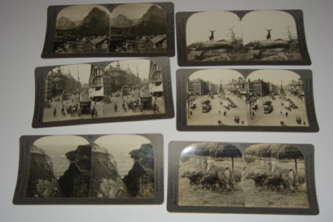 93 Stereoscope view Cards - 9