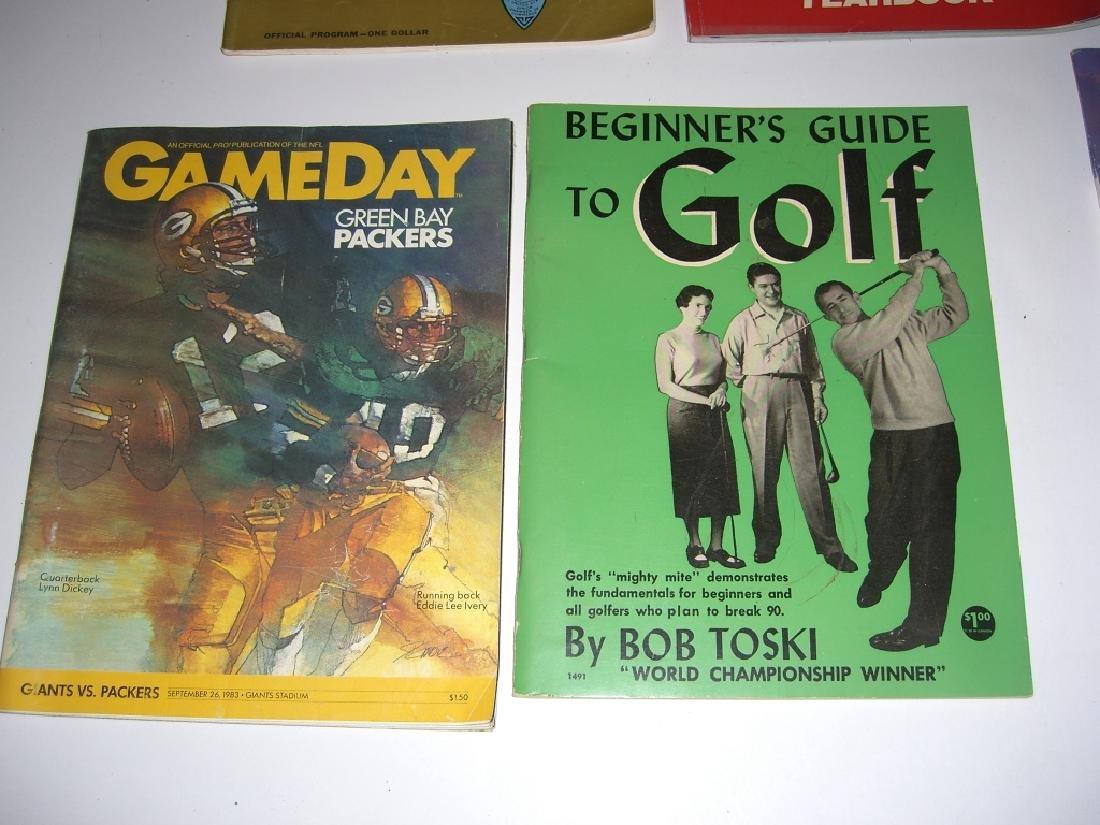19 sports magazines/programs - 3