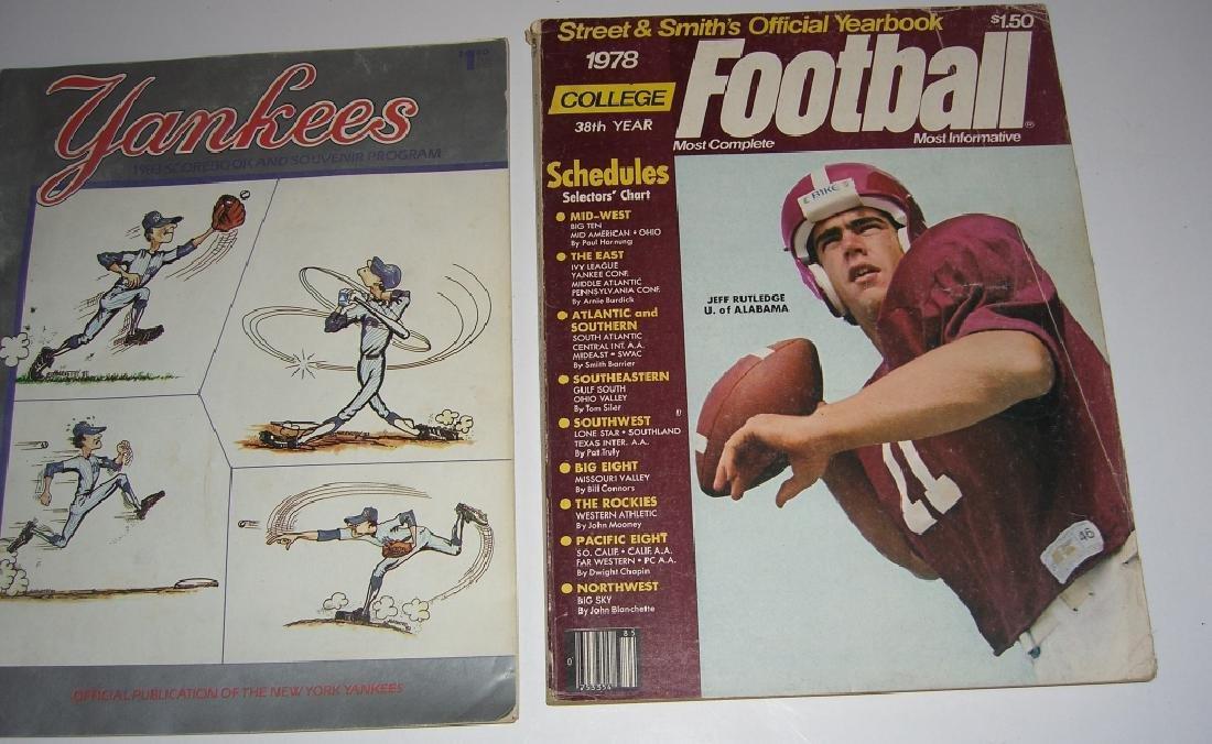 19 sports magazines/programs - 6