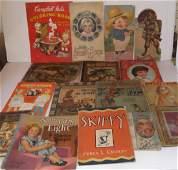 27 vintage childrens book