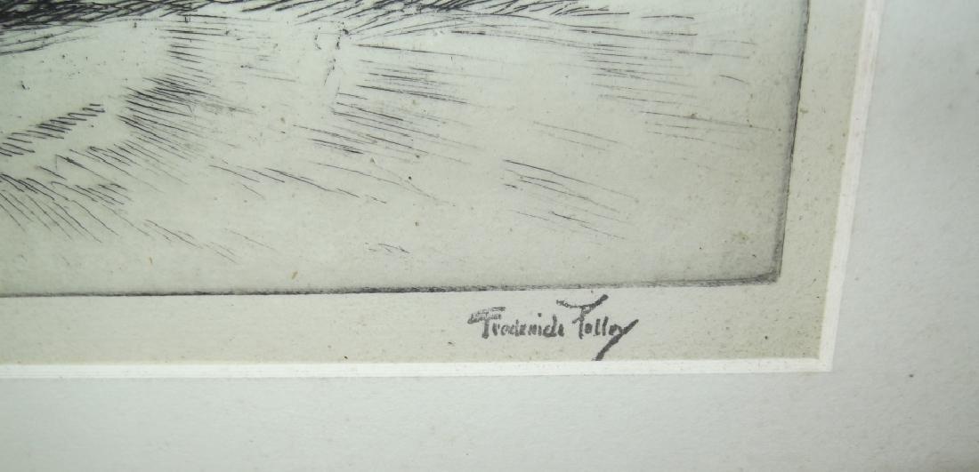 4 etchings/engravings - 8