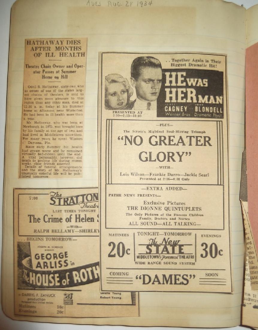 3 1934 movie scrapbooks - 18