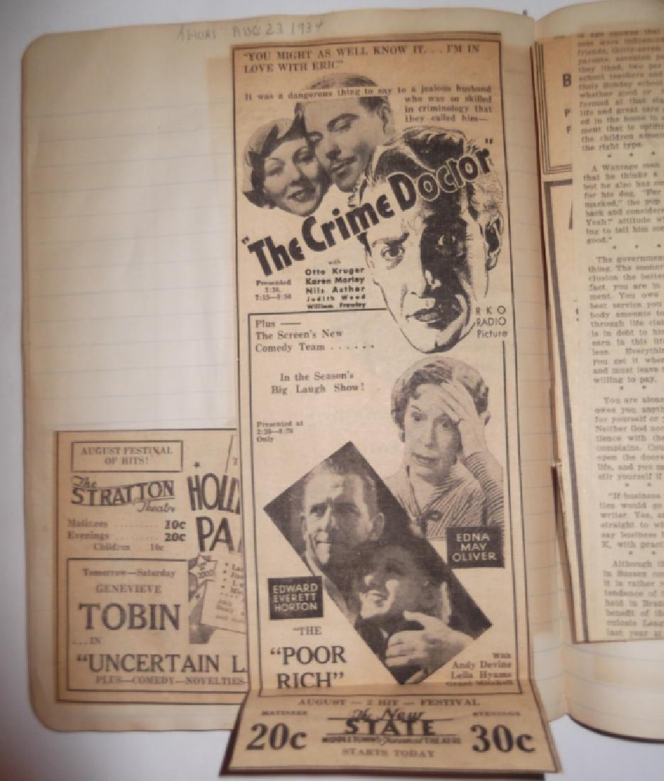3 1934 movie scrapbooks - 19