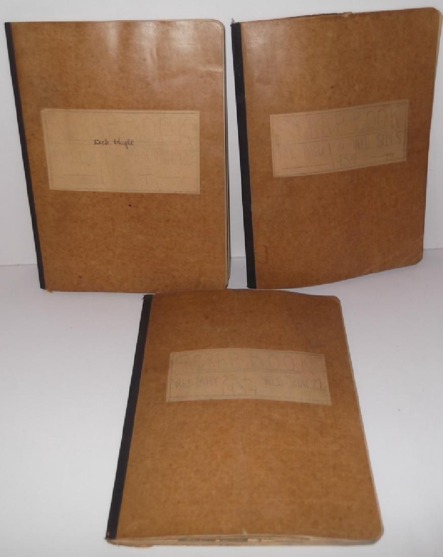 3 1934 movie scrapbooks - 2