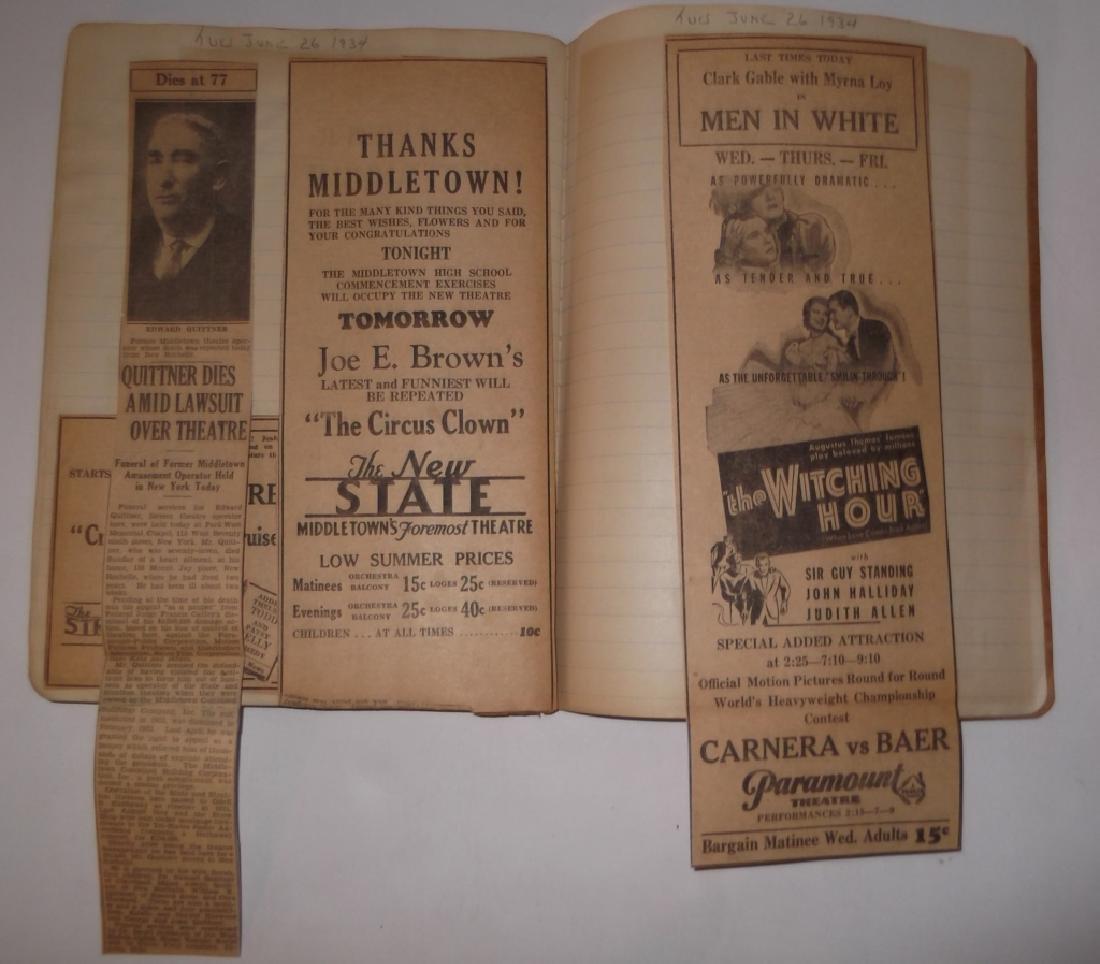 3 1934 movie scrapbooks - 7