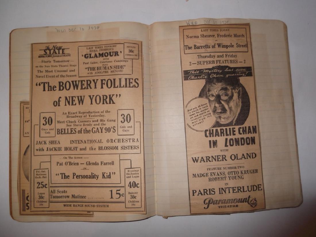 3 1934 movie scrapbooks - 8