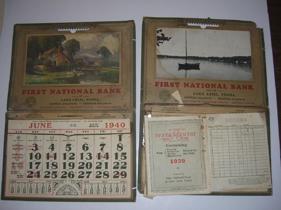 15 vintage advertising calendars - 7