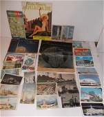 Large collection of assorted Worlds Fair items