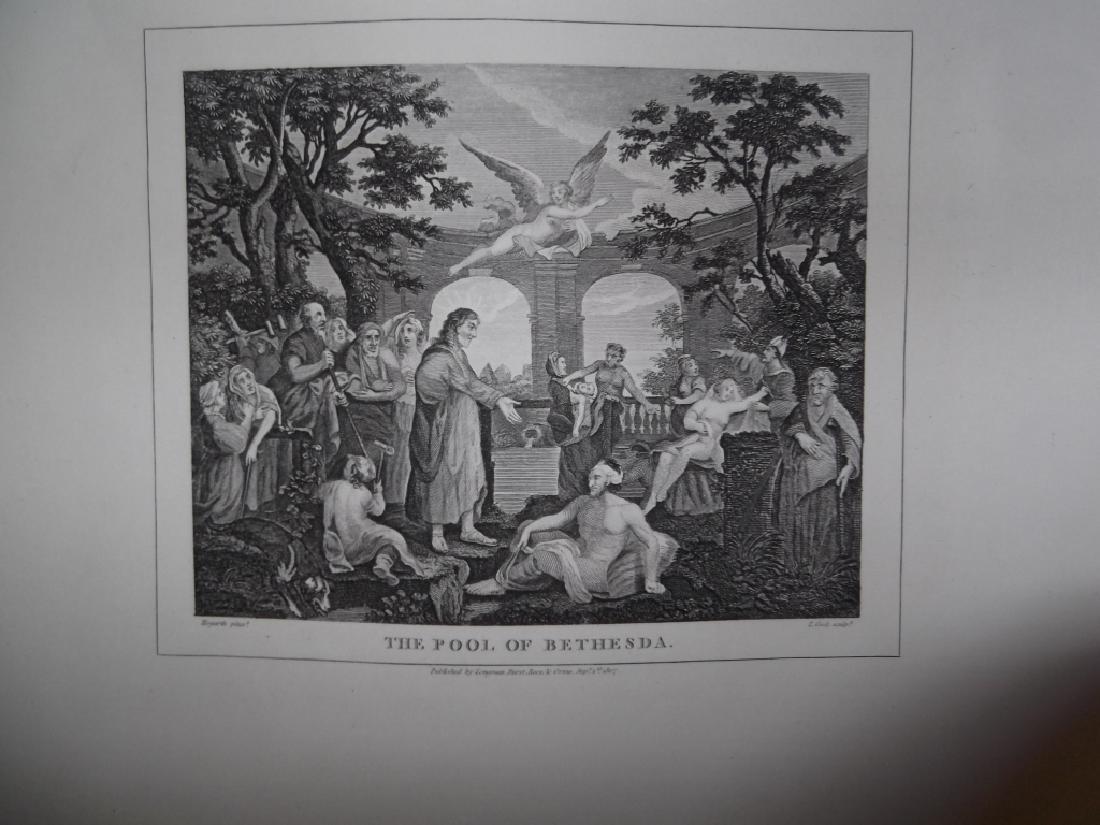 25 antique engravings/etchings - 3