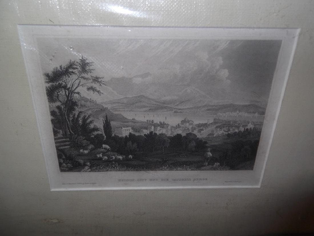 25 antique engravings/etchings - 4